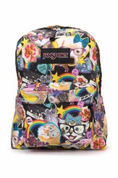 Jansport Backpack for Kindergarten:)