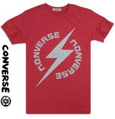 Wholesale Converse Men's Short T-shirt Converse Men, Converse Online, T Shirt And Shorts, Mens Tops, Shirts, Red, Dress Shirts, Shirt