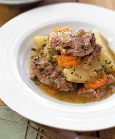 Hot Delicious Comforting Irish Stew