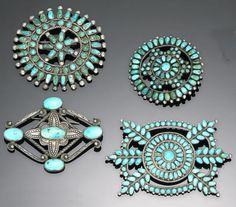 Four Southwest pins
