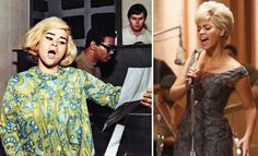 """The London native has been compared to Amy Winehouse and called """"the next Adele,"""" but Faith's timeless singing style actually has more in common with the brazen drama of Shirley Bassey and the emotional delivery of Etta James. - Vanity Fair, March 2013"""