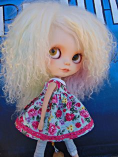 Flores by MyBlythesCloset on Etsy
