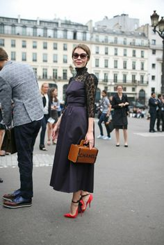 They Are Wearing: Paris Couture Week - Slideshow
