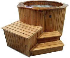 Aquaking150jets1 Outdoor Sauna, Indoor Outdoor, Outdoor Decor, Sauna Kits, Outdoor Furniture, Storage, Wood, Diy, Home Decor