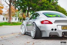 Porsche Cayman - Rotiform QLB
