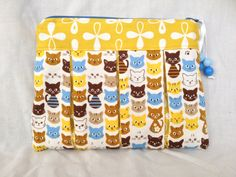 Cats Toiletry Bag