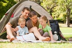 Camping: it's a summertime rite of passage for many Americans, as families take to the road and seek out parks and trails that can offer a change of scenery from the same old activities. If you're new to the hobby, though — or if this is the first time you're going with a bigger family