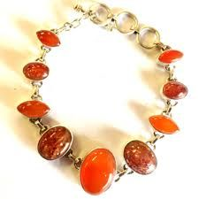 Image result for stone jewellery
