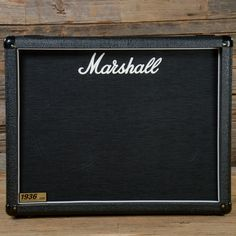 Marshall 1936 2x12 Cabinet USED
