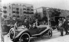 Alfonso XIII  y su pasión por los coches