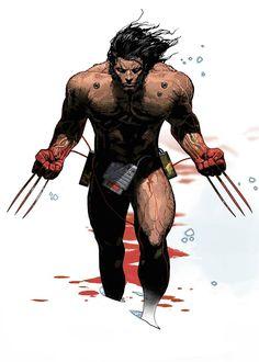Dave Seguin ( Wolverine ) *