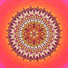 Štěstí   Mandala na každý den Reiki, Tapestry, Hanging Tapestry, Tapestries, Wall Rugs