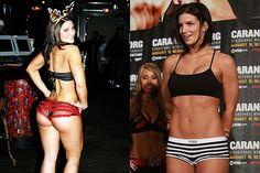 Gina Carano! Female MMA! Body inspiration.