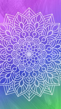 Cool Backgrounds, Wallpaper Backgrounds, Iphone Wallpaper, Cute Wallpapers, Mandala Wallpapers, Plum Art, Cute Bookmarks, Line Flower, Mandala Drawing