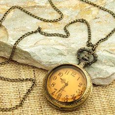 Necklace Pendant Watch