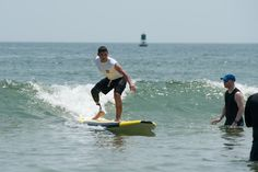 Adaptive surfing!  Learn more about adaptive sports and Disabled Sports USA at www.dsusa.org