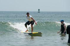Adaptive surfing!
