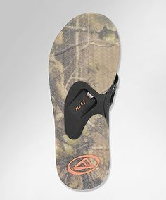 Men's Flip Flop with integrated bottle opener...genious!  Posted by The Sweet Spot Blog for Father's Day gift ideas.