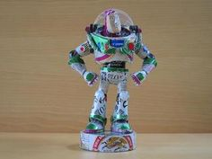 9.) Buzz Lightyear to the rescue.