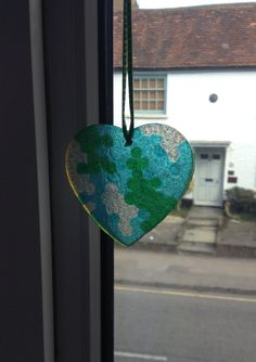 Melted Bead Sun-catcher great summer project must try! :: ecrafty