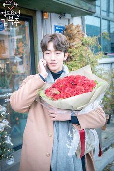 Dream come true Jong Hyuk, Lee Jong Suk, Asian Actors, Korean Actors, Korean Dramas, Weightlifting Kim Bok Joo, Weighlifting Fairy Kim Bok Joo, Nam Joo Hyuk Wallpaper, Kdrama