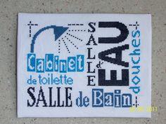 GRILLE DE SALLE DE BAINS AU POINT DE CROIX - Pesquisa do Google