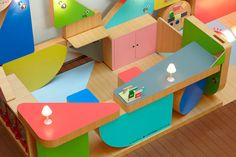 Bloques de construcción gigantes para niños » Blog del Diseño