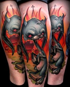 black-metal-bunny-tattoo-kelly-doty