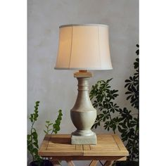 design craft fonyo 31inch high with coquina finish and cream ivory tappered drum outdoor table lamp fonyo outdoor table lamp