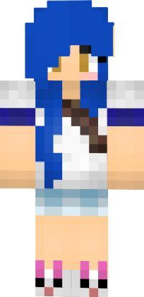 Resultado De Imagem Para Foto Da Julia Minegirl Minecraft - Skin para minecraft pe de messi