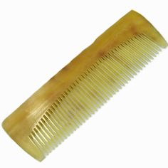 Fashiom Hair Styling Tools Dandruff Comb Natural Sheep Horn Combs Hand Beard HairBrush Mustache Care Healthy Brush Lovers Gift