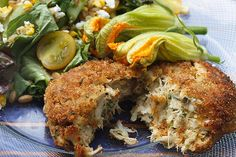 If your in the mood for crab then you have to try my Famous CrabCakes!