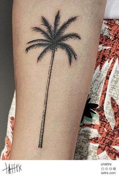 Bicem Sinik - Palm tree | tattrx