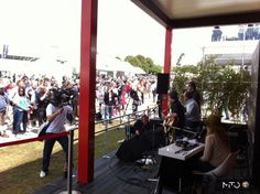 MiTo at Goodwood: it's time to live music! by Alfa Romeo - The official Flickr, via Flickr