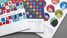 Creative catalogue design and artworking for leading promotional merchandise group SPS