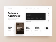 Typography UI — Project 74 designed by Juraj Masar. Connect with them on Dribbble; the global community for designers and creative professionals. Minimal Web Design, Clean Web Design, Creative Web Design, Web Ui Design, Web Design Company, Page Design, Flat Design, Web Company, Simple Web Design