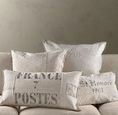 Amazing Interior Properties in Home: Stunning Salvaged Tarp Pillow Covers Ideas Ka Ching ~ ootgo.com Interior Architecture Designs Inspiration
