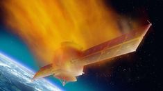 CONFIRMED: China's Space Station Is Out Of Control And Currently Crashing Towards Earth | Physics-Astronomy