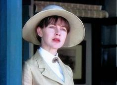 Best Actress Judy Davis in A Passage To India A Passage To India, David Lean, Brief Encounter, Flapper Style, Flapper Fashion, Australian Actors, Cinema Posters, Blu Ray, Female Actresses