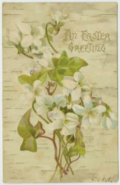 An Easter greeting.