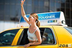 wooot! got a cab! #Hanneli in NYC.  #HanneliMustaparta