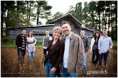 Fabulous Hampton Roads Family Portrait photography image from Grant and Deb Photographers - http://grantdeb.com - Facebook: http://fb.com/GrantDebPhotographers