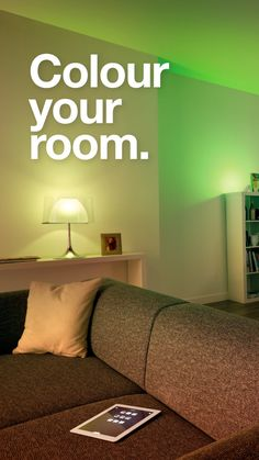Philips Hue Smart Home - lighting made brilliant.