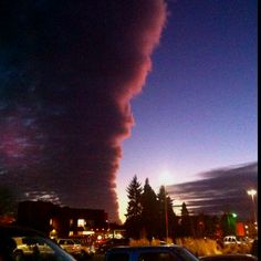 An awesome picture taken in Corvallis Oregon