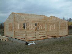 Domek letniskowy 8×7 – Producent domów i domków drewnianych letniskowych
