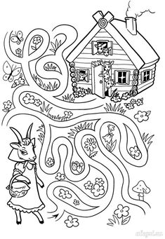 Fall Preschool, Preschool Learning, Kindergarten Activities, Toddler Activities, Preschool Activities, Teaching Kids, Mazes For Kids, Worksheets For Kids, Coloring Pages For Boys