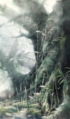 Chen-Wen Cheng   WATERCOLOR