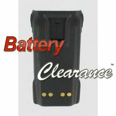 Motorola NNTN6263A: This NNTN6263A is a MOTOROLA ORIGINAL IMPRES SMART BATTERY. IMPRES™ Ruggedized Battery Nickel Metal Hydride (NiMH), 2000 Milliamps, 7.5 Volts. IMPRES™ batteries, when used with an IMPRES charger, provide automatic, adaptive reconditioning, end of life display, and other advanced features.
