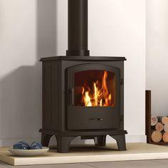 wood burning stoves   Hillandale Monterrey 5 Multi-fuel / Wood-burning Stove