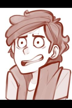 Elentori-art's This was my face when I saw the Chimera in Fullmetal Alchemist....the little girl...